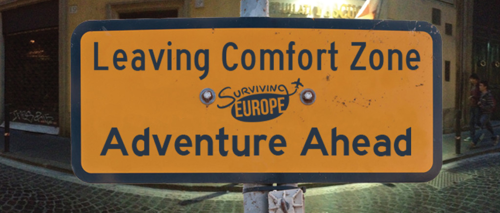 Surviving Europe: Exiting Your Comfort Zone Featured Image
