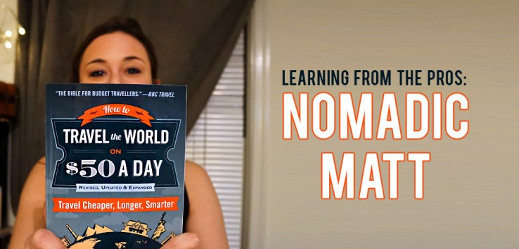 Surviving Europe: Learning from the Pros Nomadic Matt - Feature