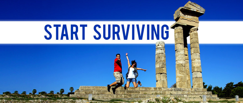 Surviving Europe: Start Surviving - Feature