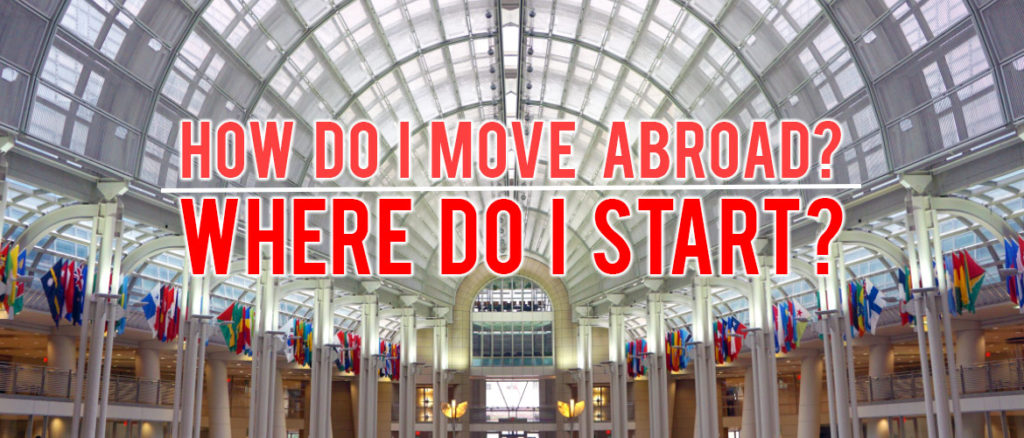 Surviving Europe: How Do I Move Abroad? Where Do I Start? - Feature