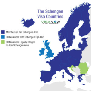 Surviving Europe: How Do I Move Abroad? Where Do I Start? - Schengen Visa Countries