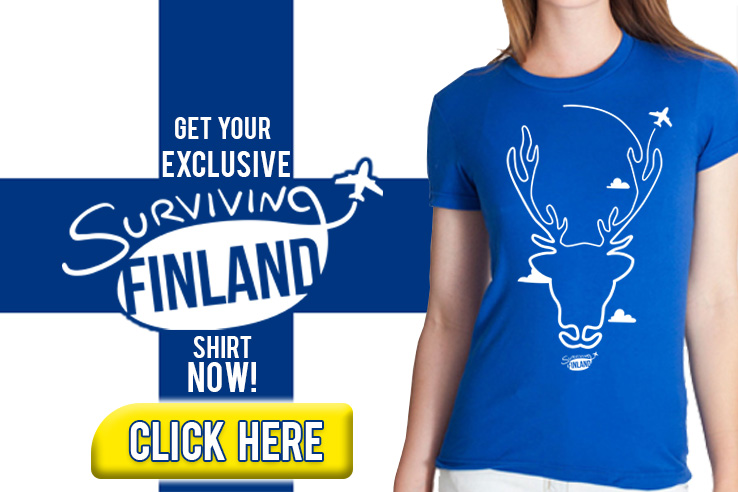 Surviving Europe: Finland - Store