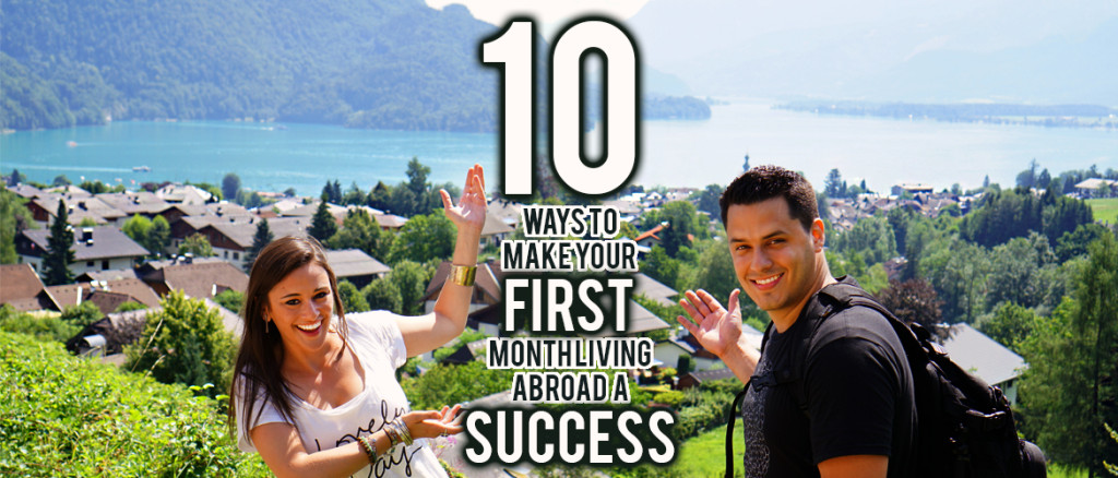 Surviving Europe: 10 Ways to Make Your First Month Living Abroad a Success Slider