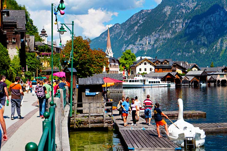 Surviving Europe: 13 Reasons Why Hallstatt is More than Just a Day Trip 9
