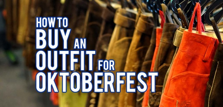Surviving Europe: How to Buy a Outfit for Oktoberfest - Featured Image