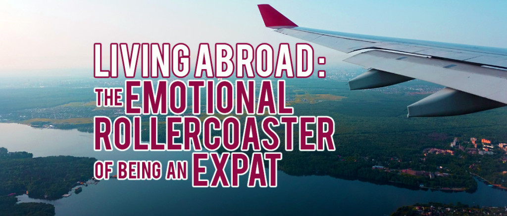 Surviving Europe: Living Abroad The Emotional Rollercoaster of Being an Expat - Feature