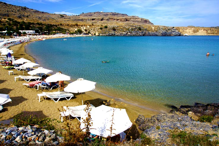 Surviving Europe: 4 Days Exploring Lindos Greece 10