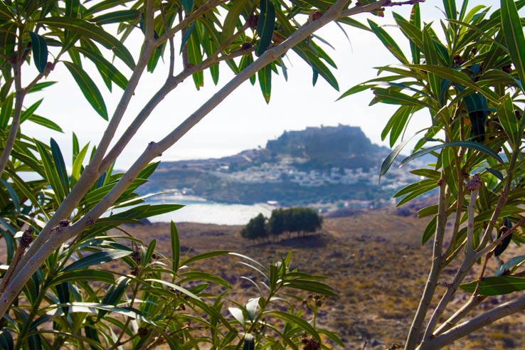 Surviving Europe: 4 Days Exploring Lindos Greece 20