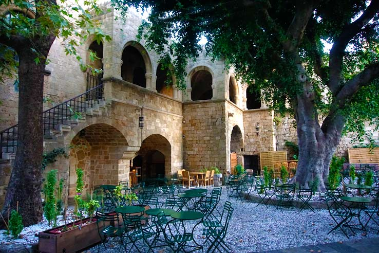 Surviving Greece: 4 Days in Old Town Rhodes Greece - 15