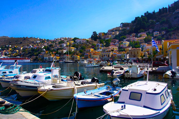 Surviving Greece: 4 Days in Old Town Rhodes Greece - 16