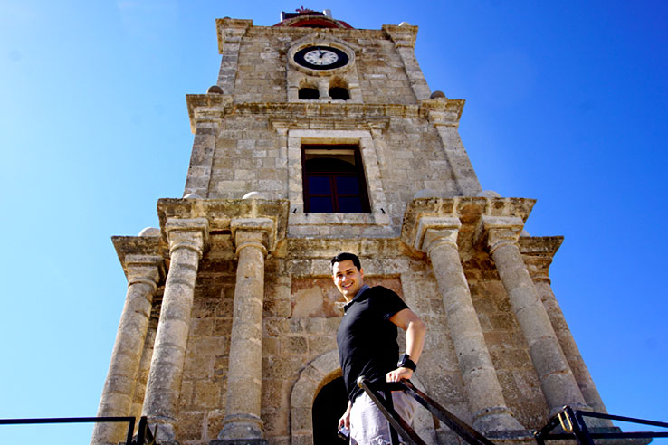 Surviving Greece: 4 Days in Old Town Rhodes Greece - 7