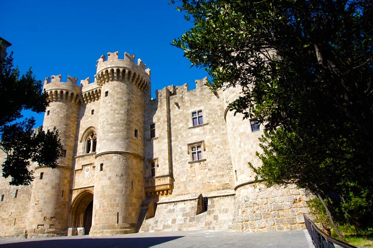 Surviving Greece: 4 Days in Old Town Rhodes Greece - 8