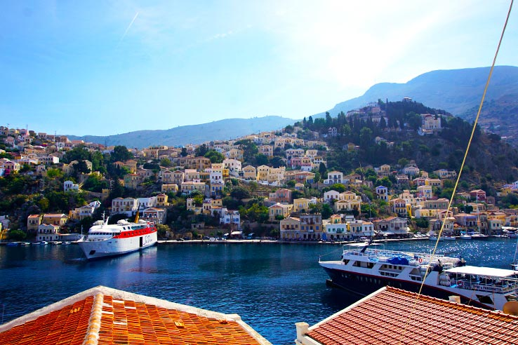 Surviving Europe: A Photo Tour of Symi Island Greece 1