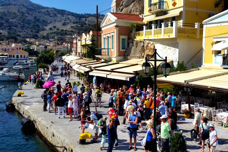 Surviving Europe: A Photo Tour of Symi Island Greece 14