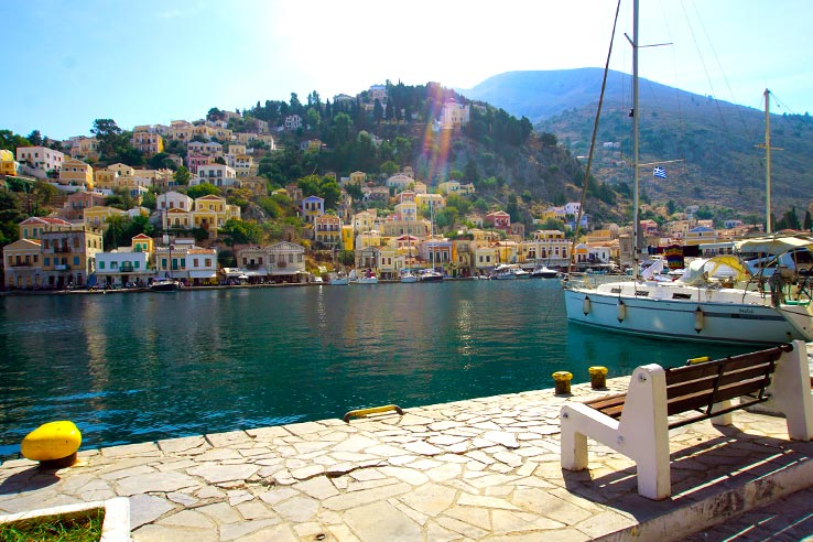 Surviving Europe: A Photo Tour of Symi Island Greece 16