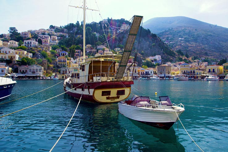Surviving Europe: A Photo Tour of Symi Island Greece 6
