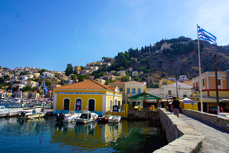 Surviving Europe: A Photo Tour of Symi Island Greece 7