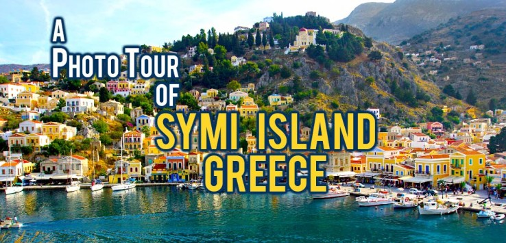 Surviving Europe: A Photo Tour of Symi Island Greece - Feature