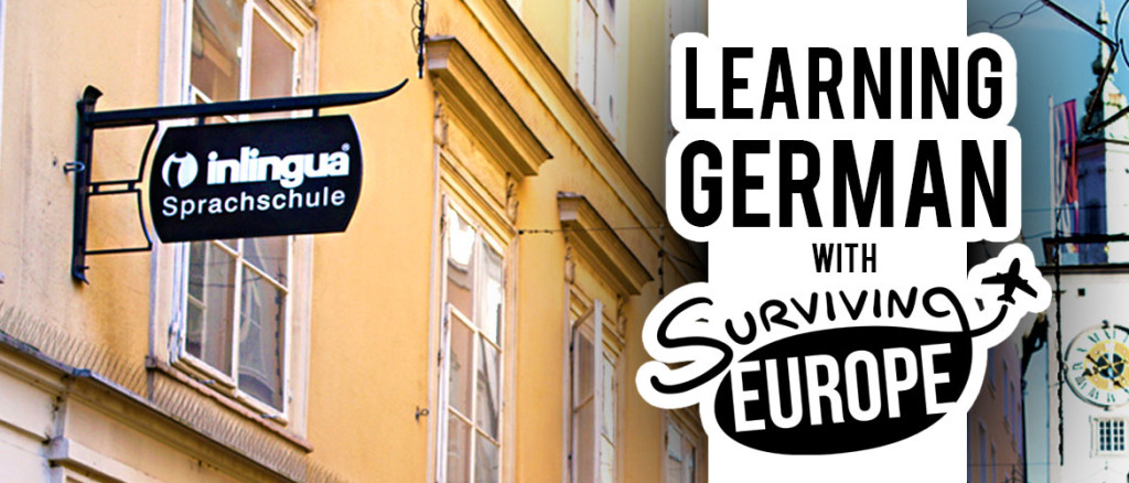 Surviving Europe: Learning German with Surviving Europe - Feature Image