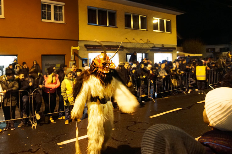 Surviving Europe: Christmas in Austria The Return of Krampus 6