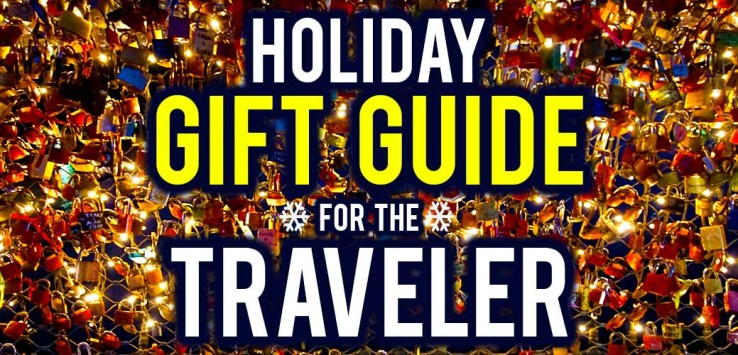 Surviving Europe: Holiday Gift Guide for the Traveler - Feature