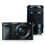 Surviving Europe: Sony-Alpha-a6000-Mirrorless-Digital-Camera-with-55-210mm-and-16-50mm-Power-Zoom-Lenses