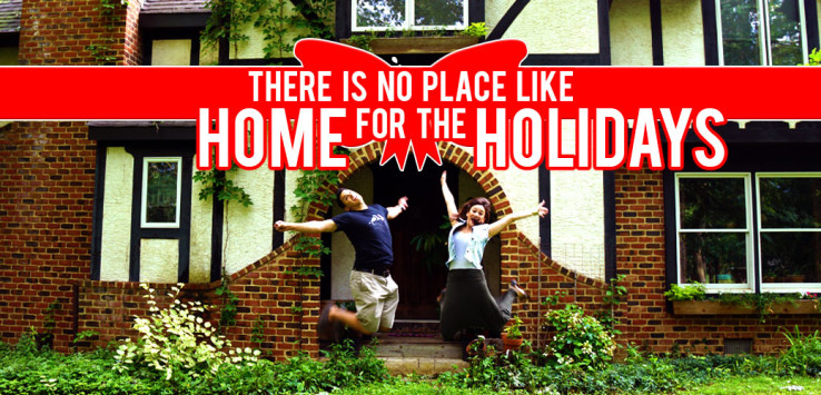 Surviving Europe: There Is No Place Like Home for the Holidays - Feature