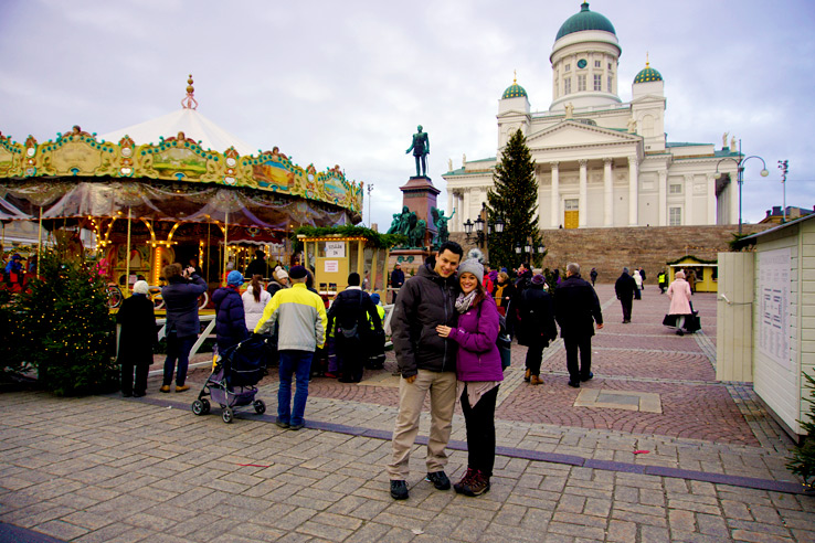 Surviving Europe: 5 Days Discovering the Best of Helsinki in the Winter - Christmas Market Helsinki