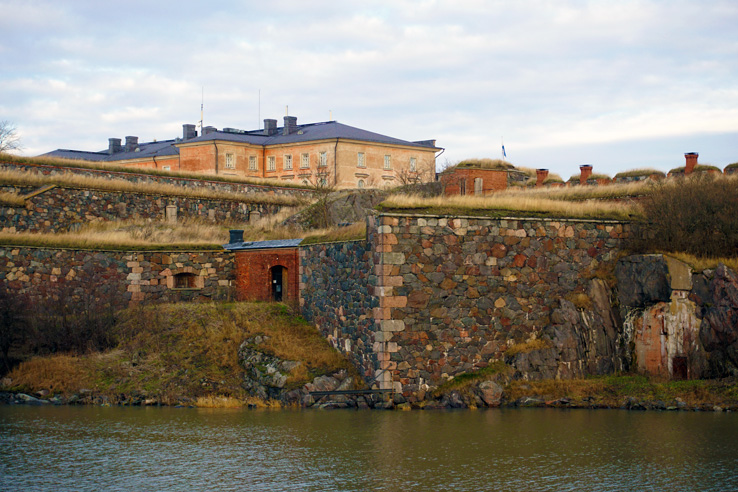 Surviving Europe: 5 Days Discovering the Best of Helsinki in the Winter - Suomenlinna fortress