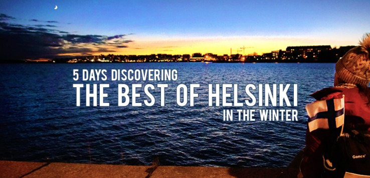 Surviving Europe: 5 Days Discovering the Best of Helsinki in the Winter - Feature