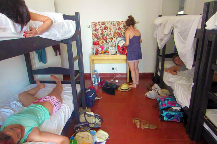 Surviving Europe: How to Survive the Hostels in Europe - 3