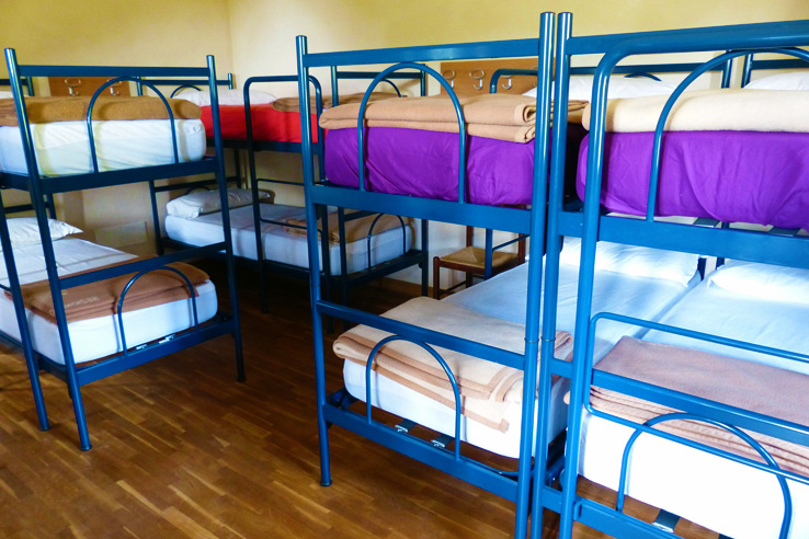 Surviving Europe: How to Survive the Hostels in Europe - 4