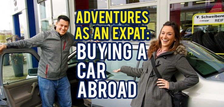 Surviving Europe: Adventures as an Expat Buying a Car Abroad - Feature