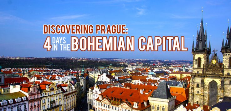 Surviving Europe: Discovering Prague 4 Days in the Bohemian Capital - Feature