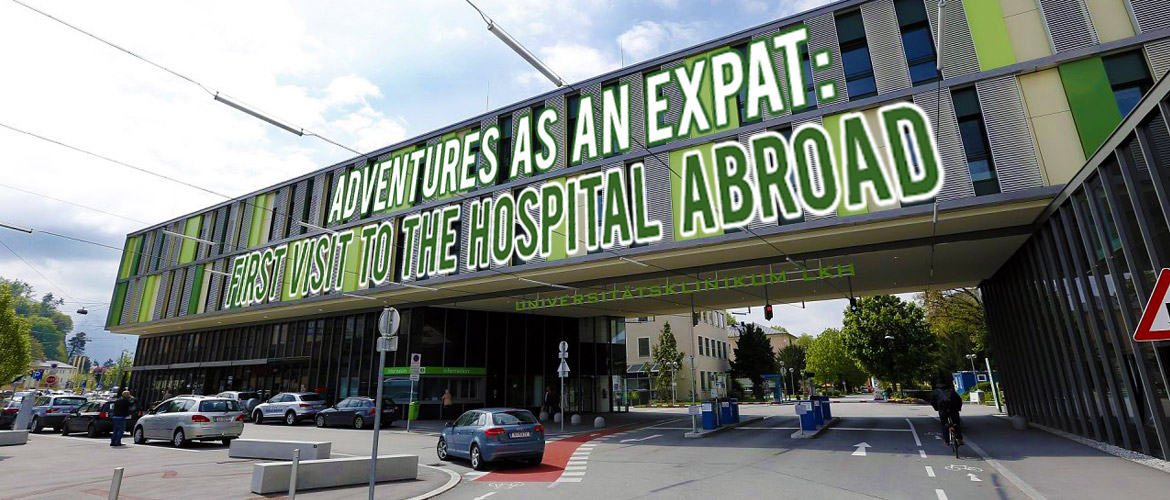 Surviving Europe: Adventures as an Expat First Visit to the Hospital Abroad - Feature