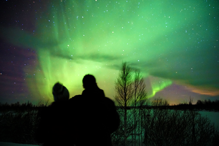 Surviving Europe: Looking Back on our First Year of Living Abroad - Northern Lights