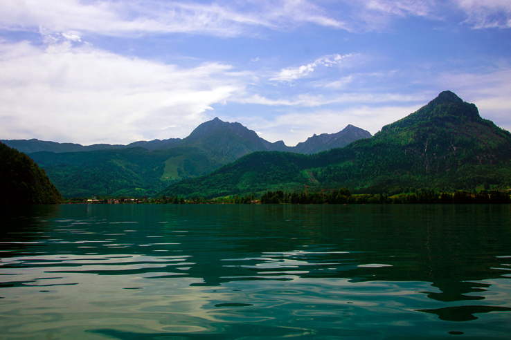 Surviving Europe: Salzburg Day Trips 10 Austrian Lakes Worth a Visit - Wolfgangsee Water