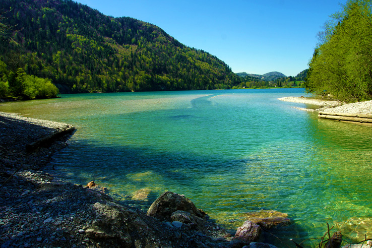 Surviving Europe: Salzburg Day Trips 10 Austrian Lakes Worth a Visit - Hintersee