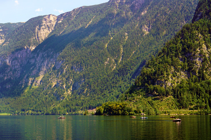 Surviving Europe: Salzburg Day Trips 10 Austrian Lakes Worth a Visit - Hallstatt