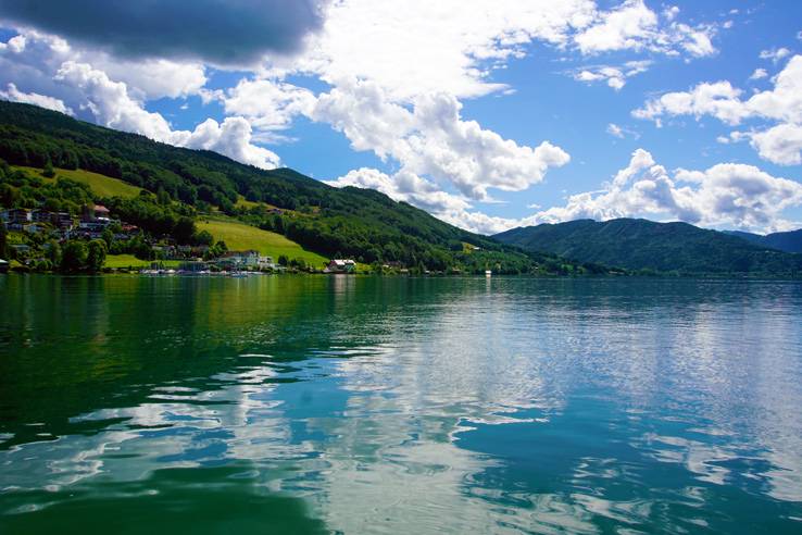 Surviving Europe: Salzburg Day Trips 10 Austrian Lakes Worth a Visit - Austrian Lake