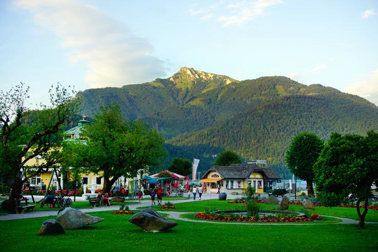 Surviving Europe: Salzburg Day Trips 10 Austrian Lakes Worth a Visit - Saint Gilgen Waterfront