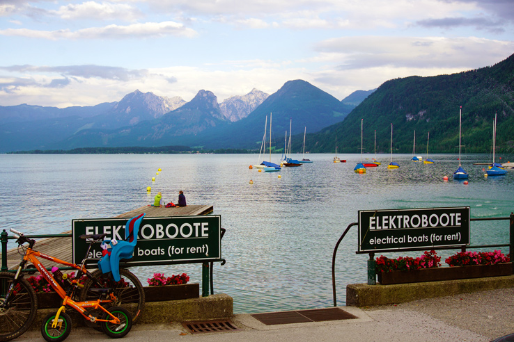 Surviving Europe: Salzburg Day Trips 10 Austrian Lakes Worth a Visit - Saint Gilgen Dock