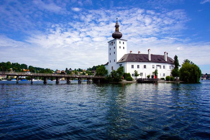 Surviving Europe: Salzburg Day Trips 10 Austrian Lakes Worth a Visit - Schloss Ort