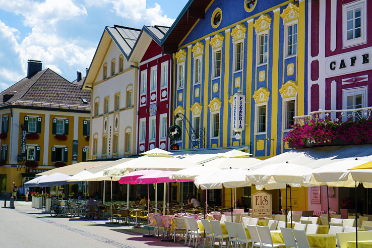 Surviving Europe: Salzburg Day Trips 10 Austrian Lakes Worth a Visit - Mondsee