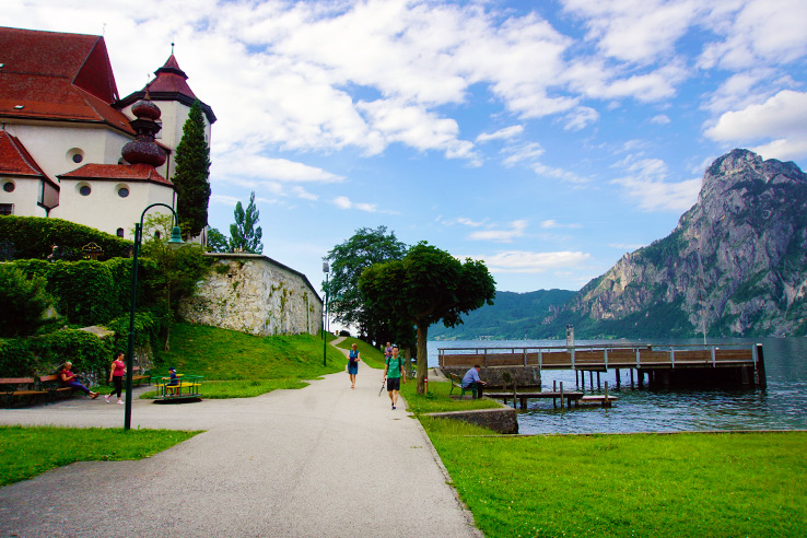 Surviving Europe: Salzburg Day Trips 10 Austrian Lakes Worth a Visit - Traunstein