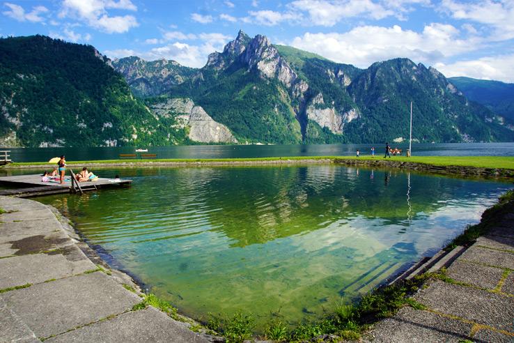 Surviving Europe: Salzburg Day Trips 10 Austrian Lakes Worth a Visit - Traunstein Pools