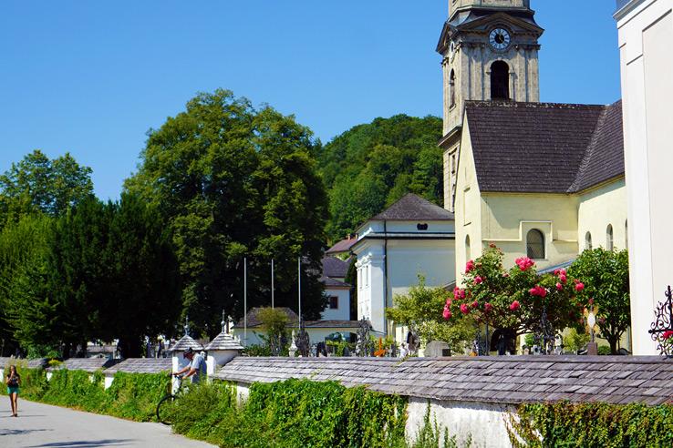 Surviving Europe: Salzburg Day Trips 10 Austrian Lakes Worth a Visit - Mattsee Town