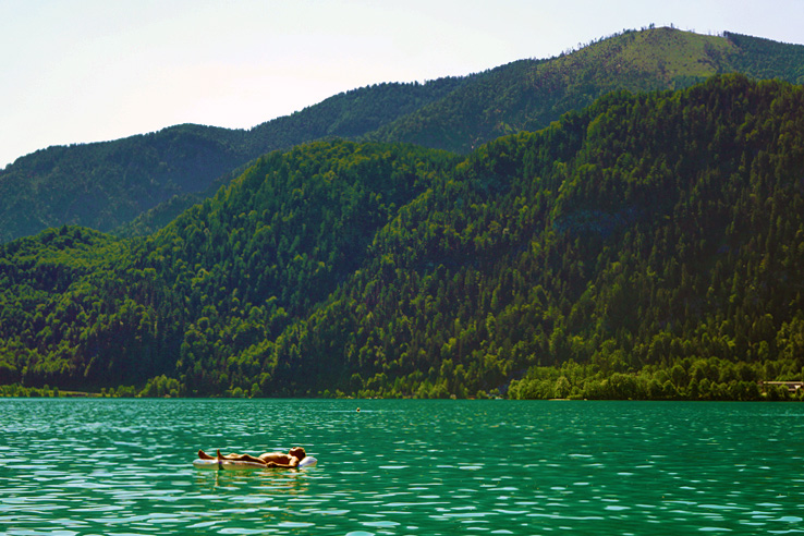 Surviving Europe: Salzburg Day Trips 10 Austrian Lakes Worth a Visit - Attersee