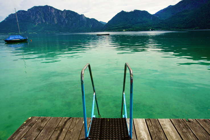 Surviving Europe: Salzburg Day Trips 10 Austrian Lakes Worth a Visit - Attersee Water
