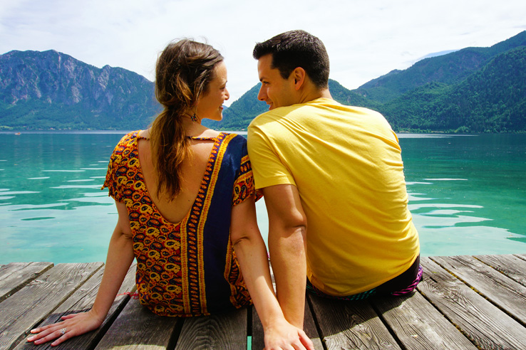 Surviving Europe: Salzburg Day Trips 10 Austrian Lakes Worth a Visit - Us at Attersee